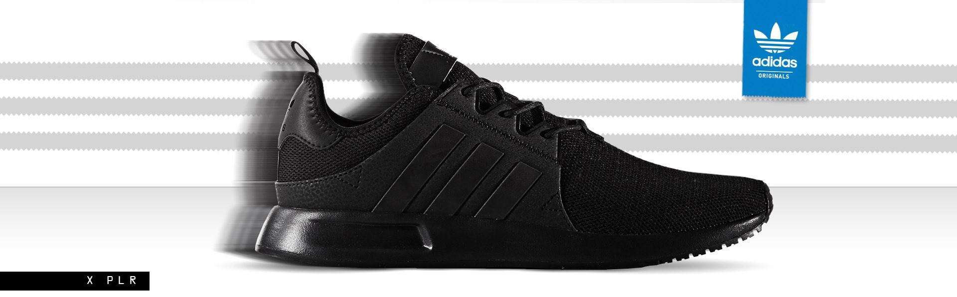 Adidas X PLR Preto