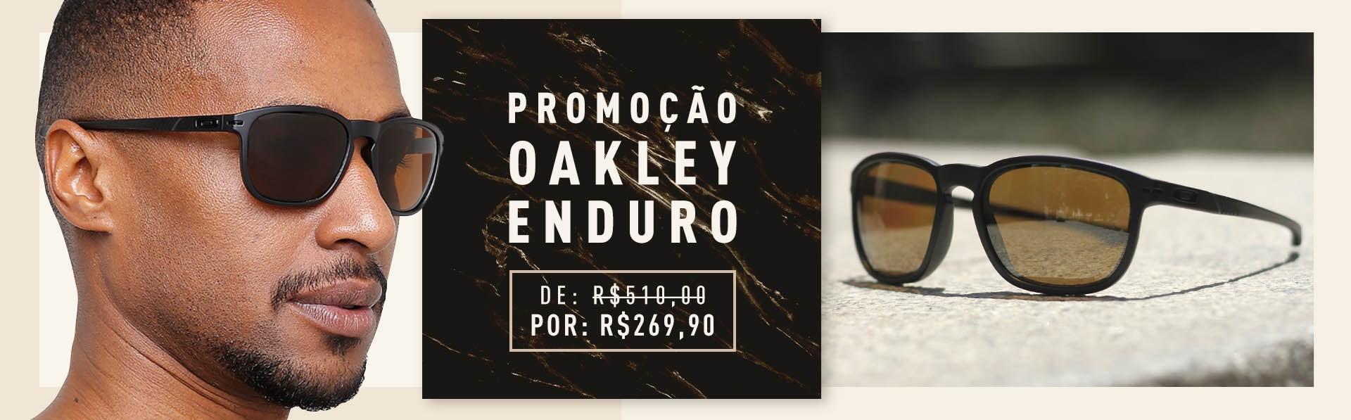 Oakley Enduro