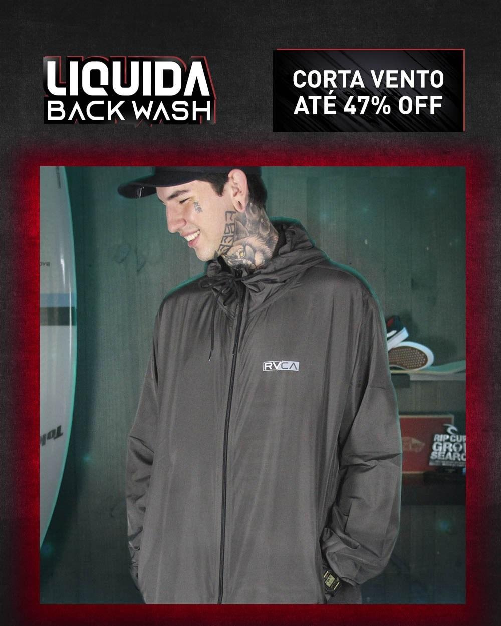 Liquida Back Wash mobile