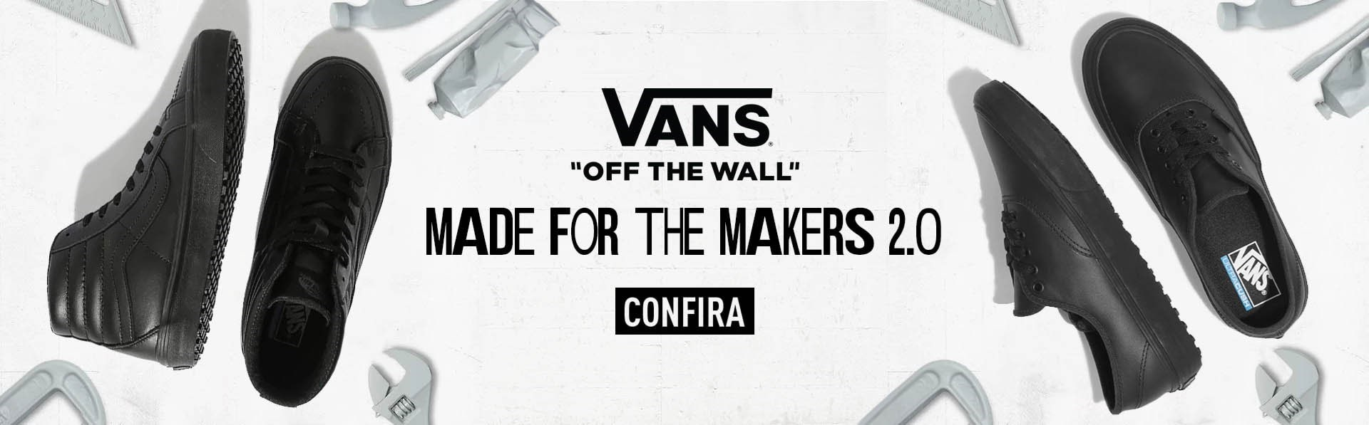 Vans Made for makers