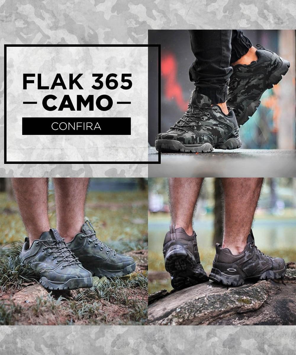 Oakley Flak 365 Camo