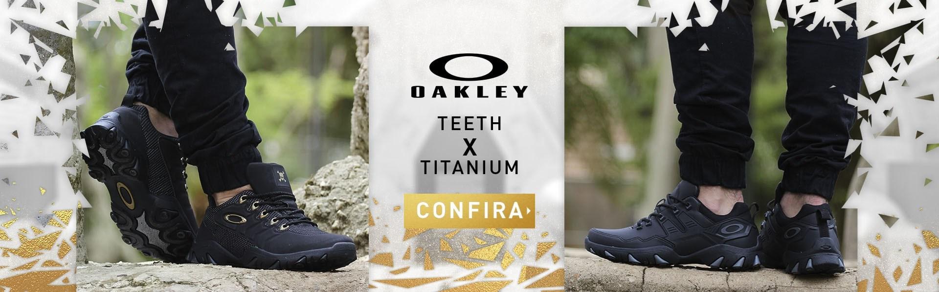 Oakley Teeth