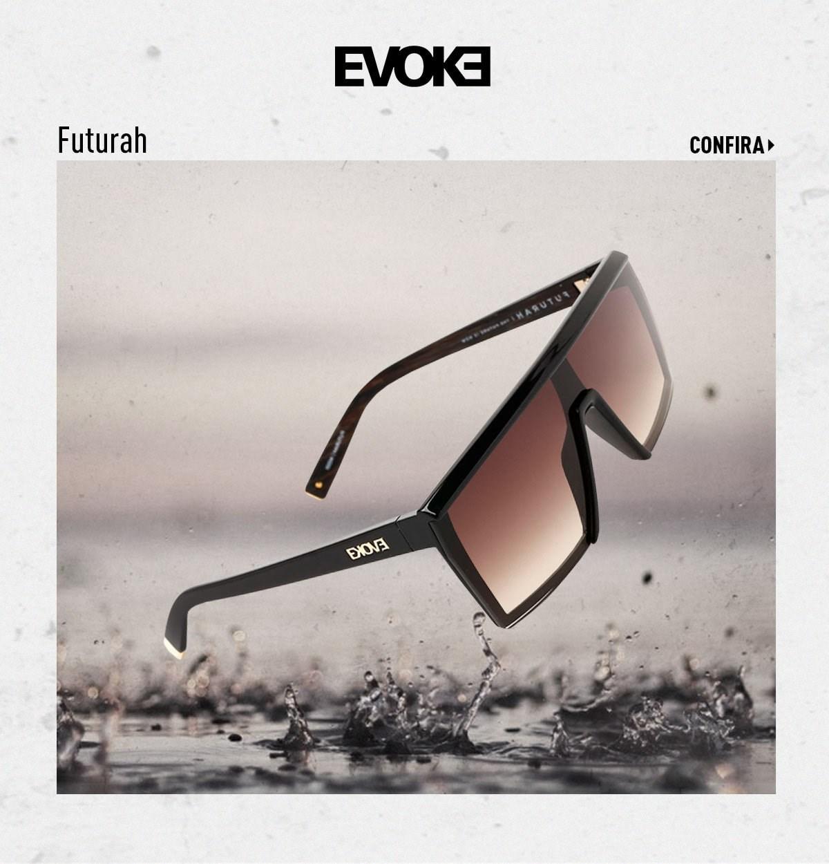 Óculos Evoke Futurah