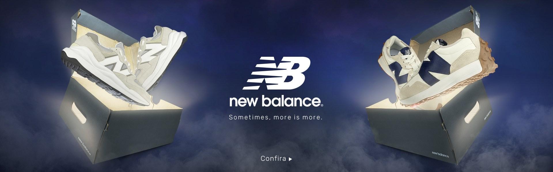 new balance lançamentos