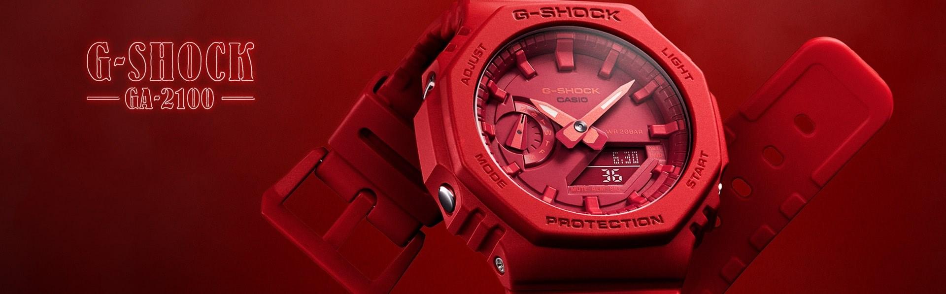 G-Shockga-2100