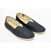 Alpargata Perky Shoes Chambray