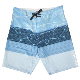 Bermuda Água Hurley Pool Azul Claro
