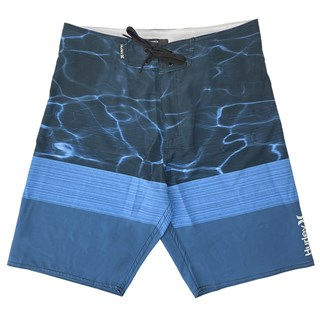 Bermuda Água Hurley Pool Azul Escuro