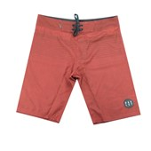 Bermuda Agua Oakley Striped Twill Red