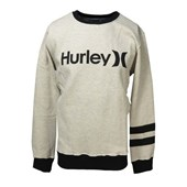 Blusa de Moletom Hurley Branco 636601