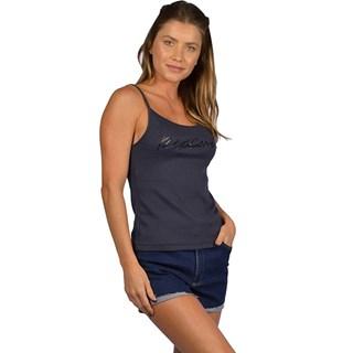 Blusa Feminina Rip Curl Fit Block Top Azul
