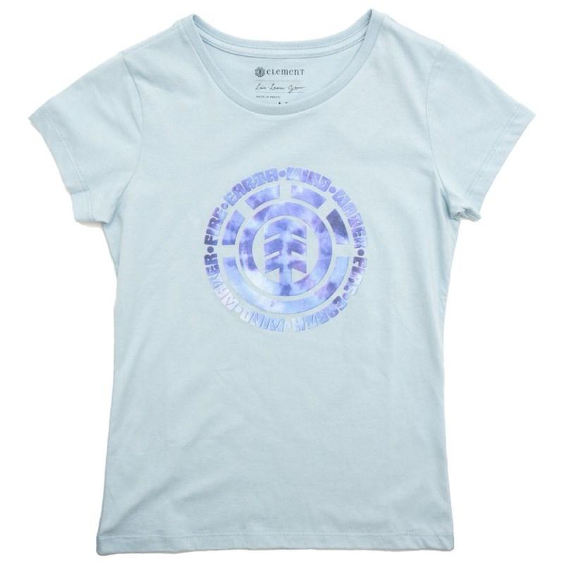 Blusinha Element Tie Dye Azul - Compre na Back Wash! f4ed370eff
