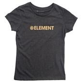 Blusinha Element True Type Cinza