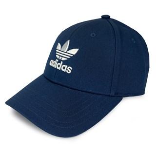 Boné Aba Torta Adidas Trefoil Azul Marinho