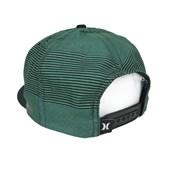 Boné Hurley Aba Curva Nike Dri-fit Verde Preto 636860