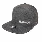 Boné Hurley Aba Reta Nike Dri-fit Cinza 636857