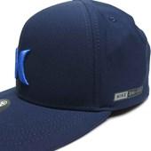 Boné Hurley Aba Torta Nike Dri-Fit Azul 637851