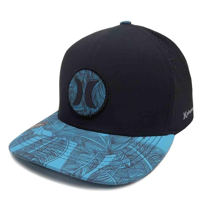 Boné Hurley Phantom Preto Azul 636869