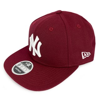 Boné New Era Aba Reta 950 NY Yankees Vinho