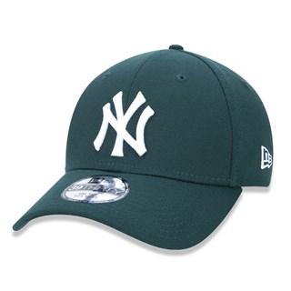 Boné New Era Aba Torta 39Thirty NY Yankees Verde