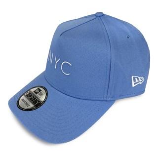 Boné New Era Aba Torta 940 NYC Azul