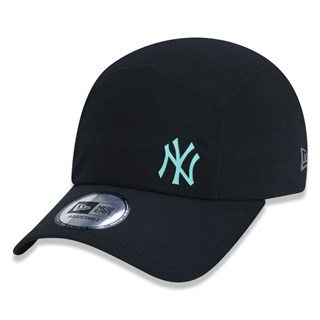 Boné New Era Aba Torta Runner NY Yankees Mini Logo Preto