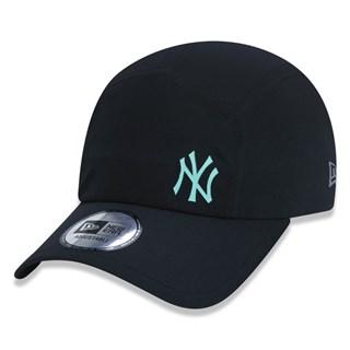 Boné New Era Aba Torta Runner NY Yankees Mini Logo Preto