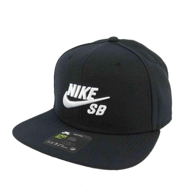 Boné Nike SB Aba Reta Preto 628683-013