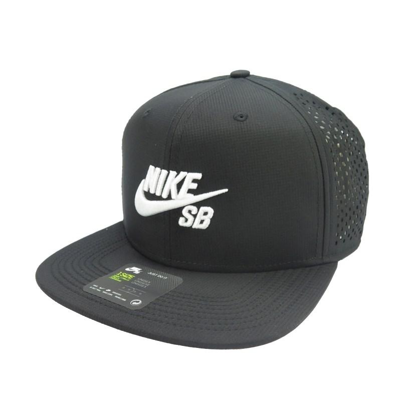 Boné Nike SB Aerobill Preto 629243-010 - Back Wash 4761e84d989