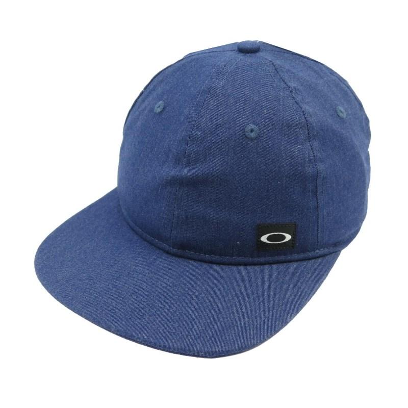 Boné Oakley Enduro Hat Blue Shade