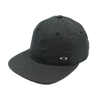 Boné Oakley Enduro Hat Jet Black Heather