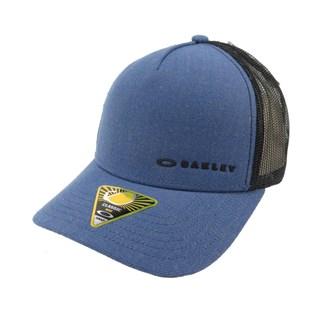 Boné Oakley Snapback Chalten Blue Indigo