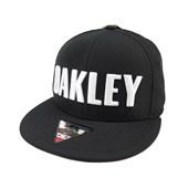 Boné Oakley Snapback Perf Black