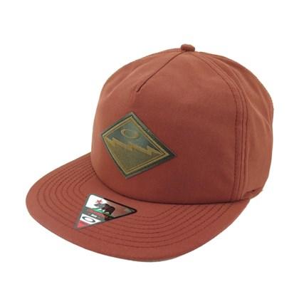 Boné Oakley The Point Hat Vermelho