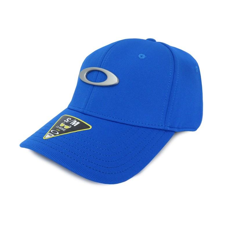 044c5f871d5fc Compre Boné Oakley Tincan Aba Torta Fechado Azul S M na Back Wash!