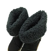Bota Perky Confy High Suede Dusk