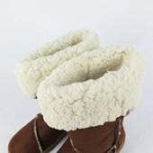 Bota Perky Shoes Confy High Suede Cacau