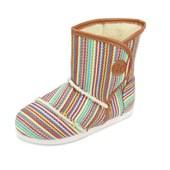 Bota Perky Shoes Confy Kids  Tramado