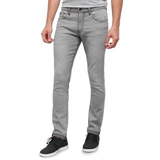 Calça Jeans Quiksilver Every Cinza