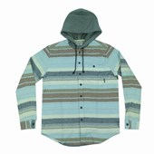 Camisa Billabong Horizon Stone Heather