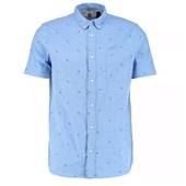 Camisa Element Delta Azul
