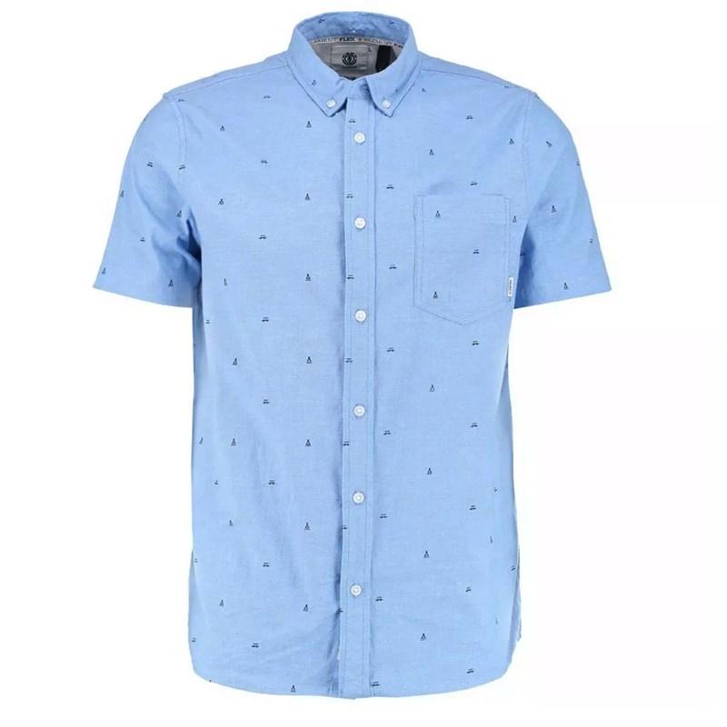 Camisa Element Delta Azul - Compre na Back Wash! c6ba9fe4ff