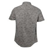 Camisa Masculina Rip Curl Dab Preta