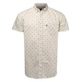 Camisa Masculina Rip Curl Split Bege