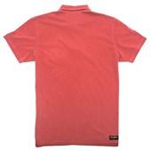 Camisa Polo Billabong Zenith Bordo