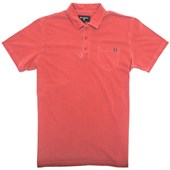 Camisa Polo Billabong Zenith Bordo