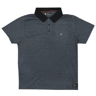 Camisa Polo Hurley Classic Azul Marinho