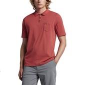 Camisa Polo Hurley Nike Dri-Fit Lagos Vermelha