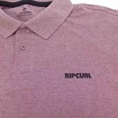 Camisa Polo Masculina Rip Curl Rosa - CPL0050