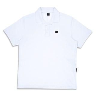 Camisa Polo Oakley Patch 2.0 Branca
